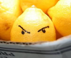 lemon complaining